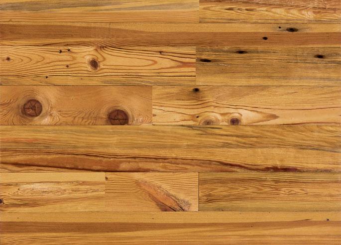 Heritage - Reclaimed Heart Pine Wood Flooring Old Hudson Flooring